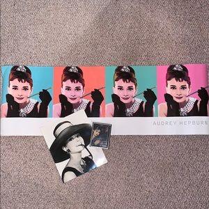 3 piece Audrey Hepburn Gift Set